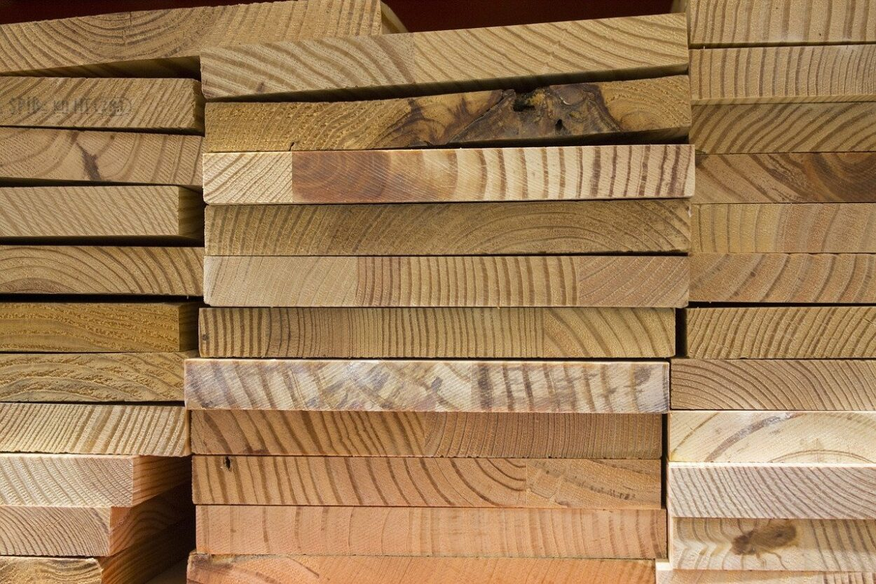 wood, pile, texture